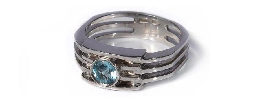 Online Russian store of topaz rings