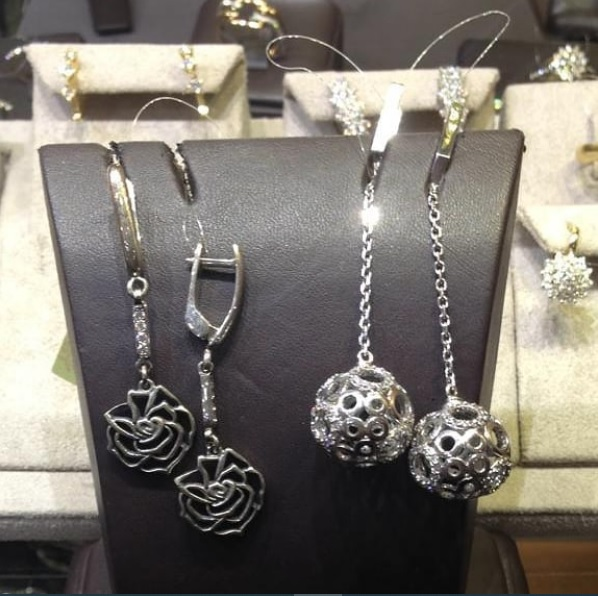 Silver Russian souvenirs to order